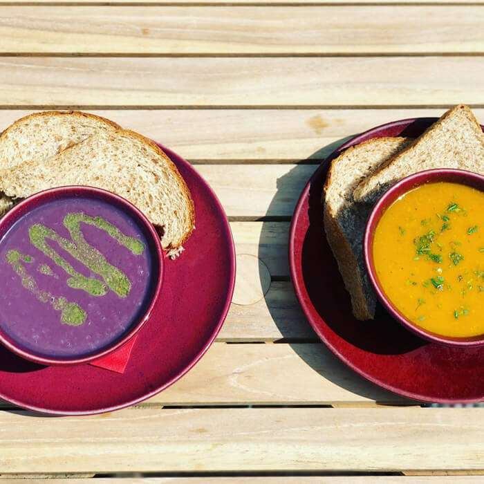 Aberfeldy Watermill Cafe Vegansoup
